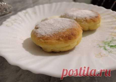 (7) Пышечки творожные с яблоком и кукурузной мукой - пошаговый рецепт с фото. Автор рецепта Nata Agafonova . - Cookpad