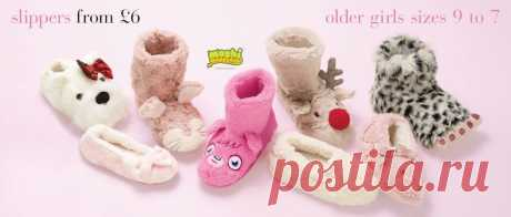 Slippers | Footwear Collection | Girls Clothing | Next Official Site - Page 1