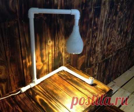 Идеи для необычного применения труб ПВХ — Сделай сам, идеи для творчества - DIY Ideas