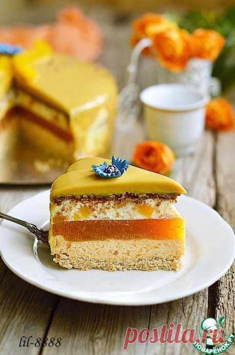 """""""Король Солнце&quot cake;"""