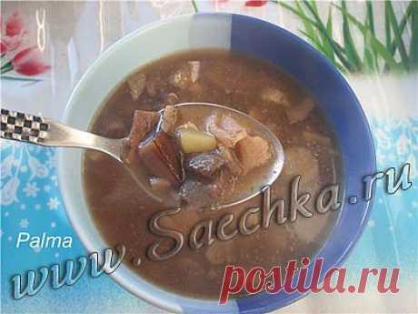Грибовница | Saechka.Ru - рецепты с фото