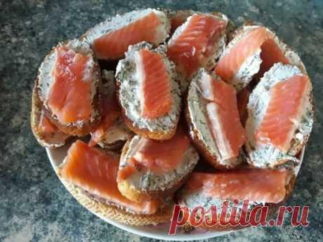 Эконом-вариант вкусной красной рыбки от пенсионера.