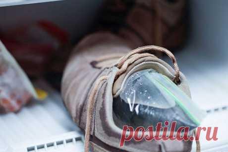 Как просто растянуть обувь | Делимся советами