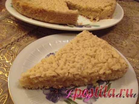 Лимонный пирог – 9 пошаговых рецептов + видео