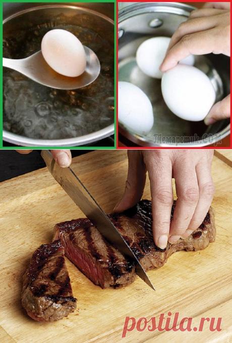 11 кулинарных ошибок, которые не дают хозяйкам приготовить идеальное блюдо