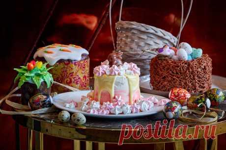 Как приготовить глазурь для кулича - мастер-класс - Леди Mail.Ru