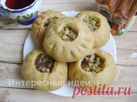 Настоящий татарский вак беляш - рецепт с фото пошаговый | Своими руками