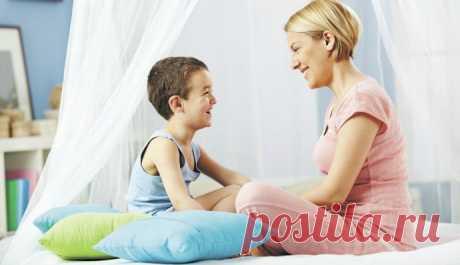 Самые правильные слова, которые надо успеть сказать малышу в детстве