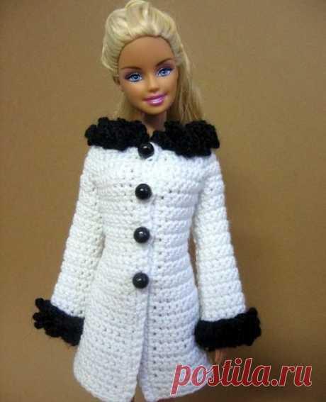 Одежда для Барби: своими руками, выкройки, в натуральную величину, платье, пальто, для кена, пижаму, шубу, красивые, ткань, фото, видео