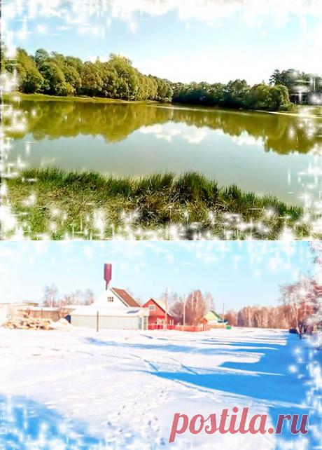 Сочинение на тему «За что люблю деревню» | Живет село | Яндекс Дзен