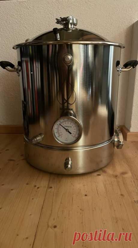 Автоматическая домашняя пивоварня на 38 литров, вот и сбудется мечта многих мужиков