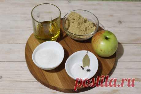 Яблочная горчица по рецепту из кулинарной книги 1861 года. Магазинная по вкусу даже рядом не стоит. | Дилетант на кухне. | Яндекс Дзен