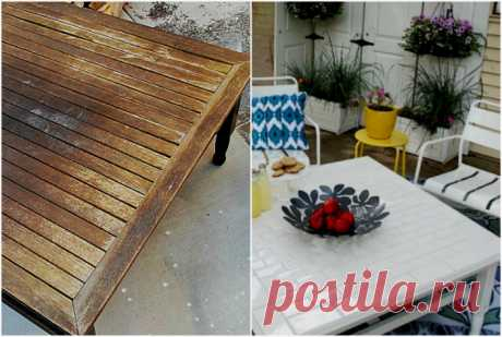 18 потрясных идей, которые вдохновят на переделку и обновление старой мебели