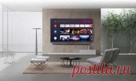 Лучший по цене телевизор с технологией QLED - TCL с 4K UHD и Dolby Vision, есть Smart TV на Android, обзор | ТехноGY | Яндекс Дзен