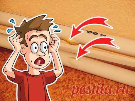 Система отопления из пропиленовых труб: почему ругаются монтажники Недостатки полипропиленового отопления, и как их компенсировать при монтаже. Особенности использования полипропиленовых труб с разным типом армирования.