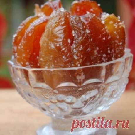 Вкуснейшая и простая заготовка - сухое ароматное варенье из яблок!