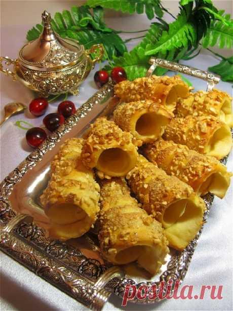 Чешские трубочки - пошаговый рецепт с фото - как приготовить, ингредиенты, состав, время приготовления - Mail Леди
