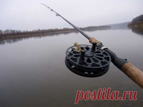 Инерционная катушка Нельма — что в ней особенного и хорошего, как ей ловить   LoviTut.ru (Рыбалка и Бильярд)   Яндекс Дзен