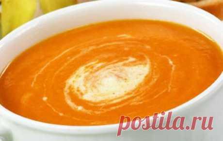 Суп из помидоров и яблок | Nakuhnie.ru