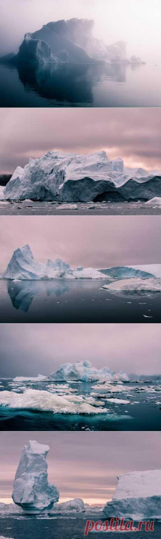 Айсберги Гренландии | ТУРИЗМ И ОТДЫХ