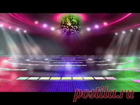 Party Night Background Video HD