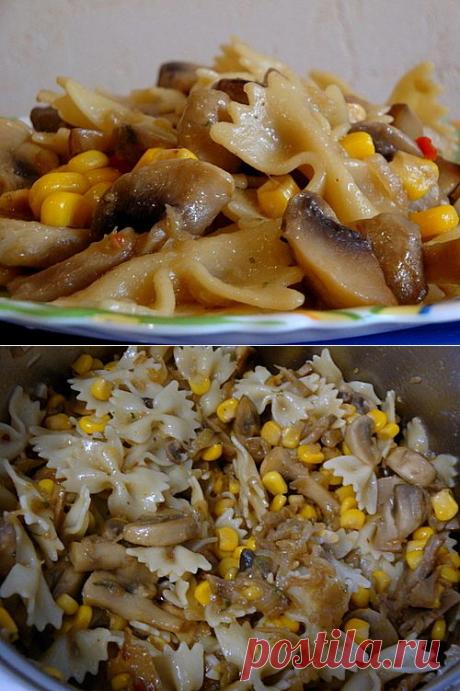Рагу из грибов