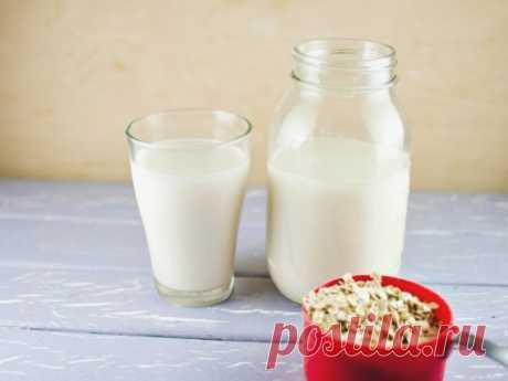 Чем полезно овсяное молочко и как его приготовить.