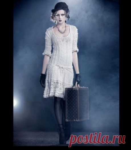 Воплощение дизайнерского платья от Ванессы — Делаем руками