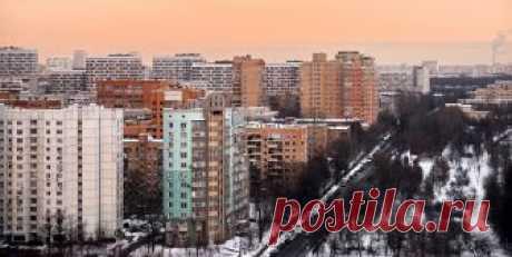Москвичи назвали худшие районы города по комфорту проживания :: Город :: РБК Недвижимость