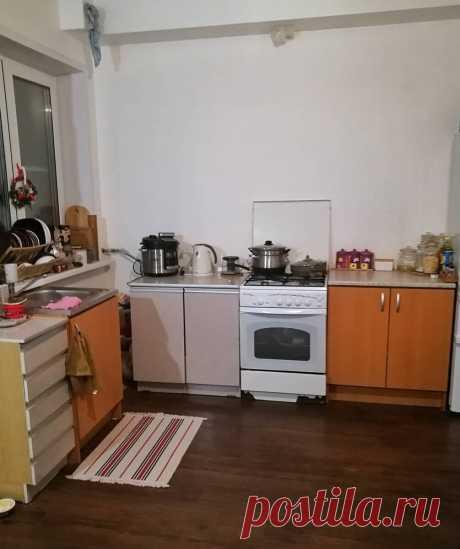 Кардинальное обновление кухонной мебели за 11тыс. ? вполне реально. Фото до/после.