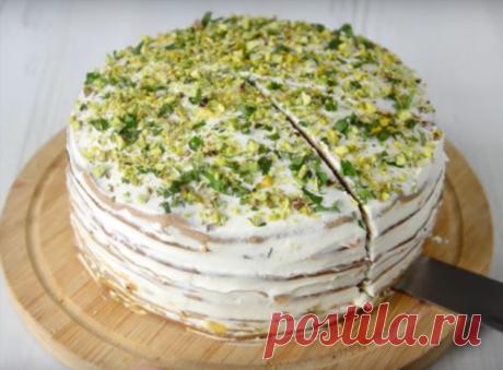 Печеночный торт: закуска, проверенная временем | Офигенная