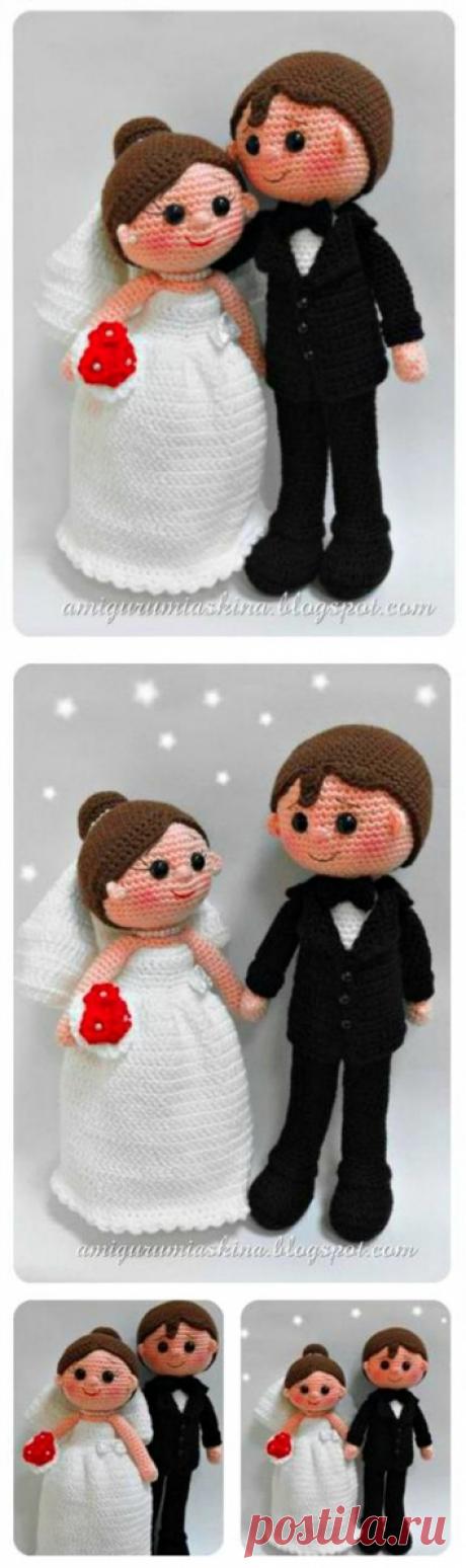 Тили-тили тесто - жених и невеста!