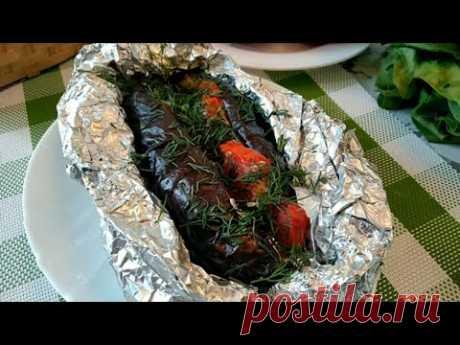 Баклажаны в духовке! | Быстрый рецепт приготовления!