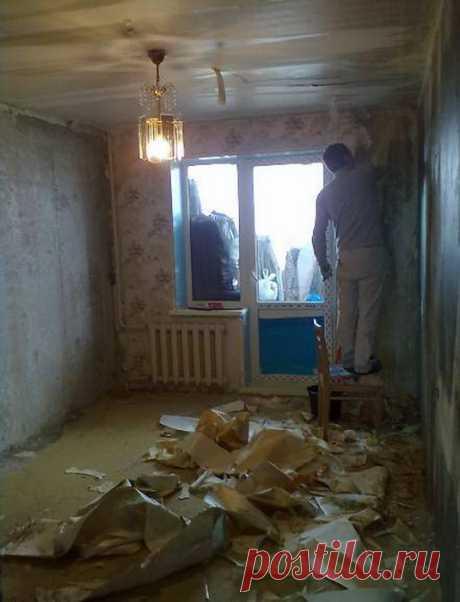 Как не попасться на удочку недобросовестных строителей, затевая ремонт в квартире — Лайфхаки