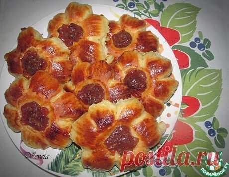 Булочки из турецкого теста – кулинарный рецепт