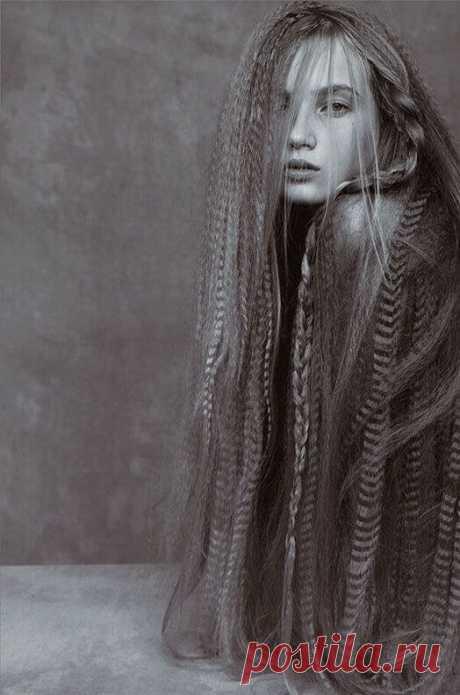 6 способов для усиления роста волос — Планета и человек