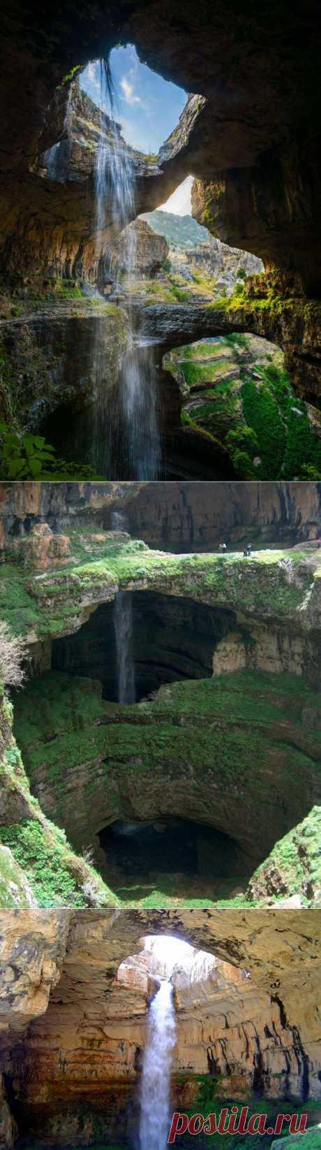 Лучшие фотографии со всего света - Водопад Баатара