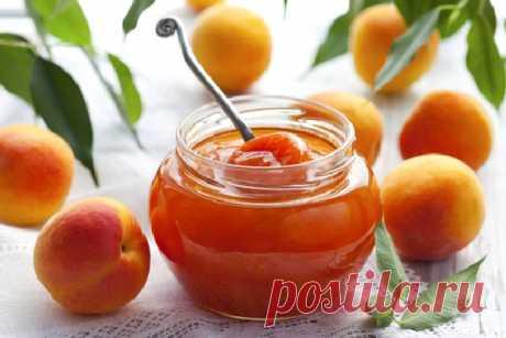 Ароматное персиковое варенье   Life Pozitive.com