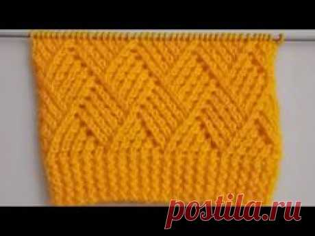 New knitting design/pattern #52 for cardigan, sweater, jacket, frock ||in hindi|| - YouTube