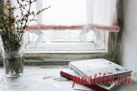 Как сделать рулонные шторы своими руками, мастер-класс: делаем рулонные шторы | Houzz Россия