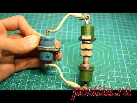 НЕУБИВАЕМОЕ зарядное устройство для автомобильных аккумуляторов