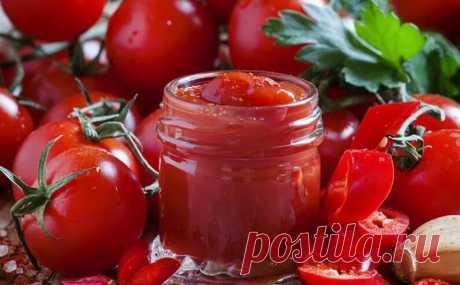 Кетчуп из помидоров Пальчики оближешь на зиму (рецепты в домашних условиях) Здравствуйте! А как на счет того, чтобы приготовить сегодня томатный соус, который все привыкли называть кетчупом. И делать мы это