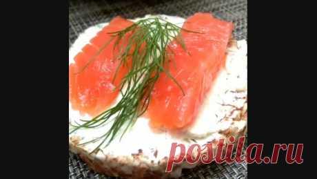 ЗАСОЛКА КРАСНОЙ РЫБКИ КАК В РЕСТОРАНЕ Всегда удачная, малосольная  Этот рецепт подходит для любого вида красной рыбы. Малосольная нежная и очень вкусная. Показать полностью...