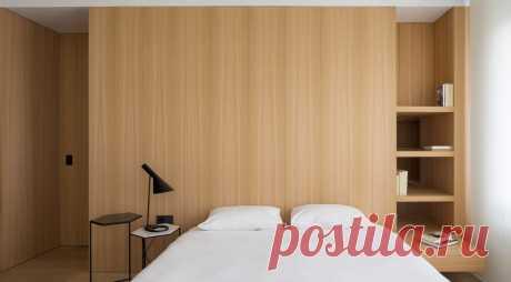 Квартира с раздвижными панелями в Валенсии - Дизайн интерьеров | Идеи вашего дома | Lodgers