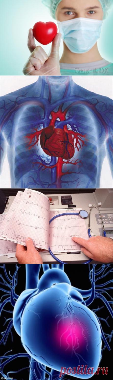 Как вылечить сердце дома. Народные средства и советы специалистов