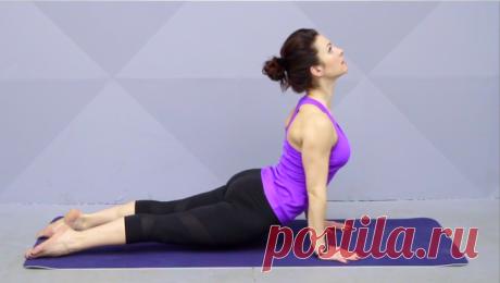«El yoga para perezoso»: 10 ejercicios, que librarán de las enfermedades y regalarán el cuerpo hermoso