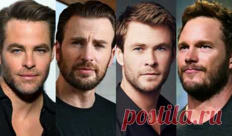 Четыре Криса Голливуда: Эванс, Прэтт, Хемсворт и Пайн   Эти четыре крутых парня правят в кассах. Франшизы «Капитан Америка», «Тор», «Мстители», «Стражи Галактики» и «Звездный путь» были хитами и в совокупности приносили миллиарды. Мы сравним четырех Крисов: Эванса, Хемсворта, Пайна и Прэтта, чтобы выбрать лучшего Криса, исходя из некоторых фактов их жизни.