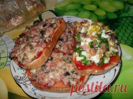 Очень вкусные и сытные бутерброды для завтрака и ужина! | Готовим вместе