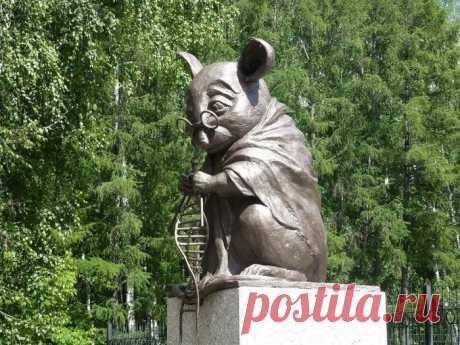 Памятники животным, установленные в странах СНГ / Питомцы