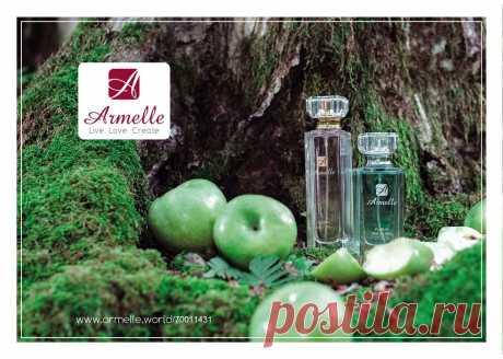 Духи Armelle имеют мягкий и приятный аромат, так как в отличии от синтетических парфюмерных изделий, изготавливаются из натурального сырья, и настаиваются до 2-х месяцев при t-7°C. Для производства используется концентрированные ароматические масла в соотношении 20% (духи), а в качестве закрепителей выступает амбра и мускус. Поэтому их относят к парфюму Премиум Класса или А Класса. Многие производители в погоне за быстрой прибылью, соединяют ароматическую эссенцию со спиртом, добавляют синтетику
